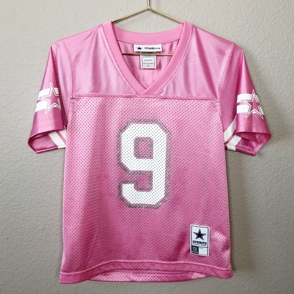 Nice Dallas Cowboys Shirts & Tops | Pink Girls Authentic Apparel Jersey  free shipping